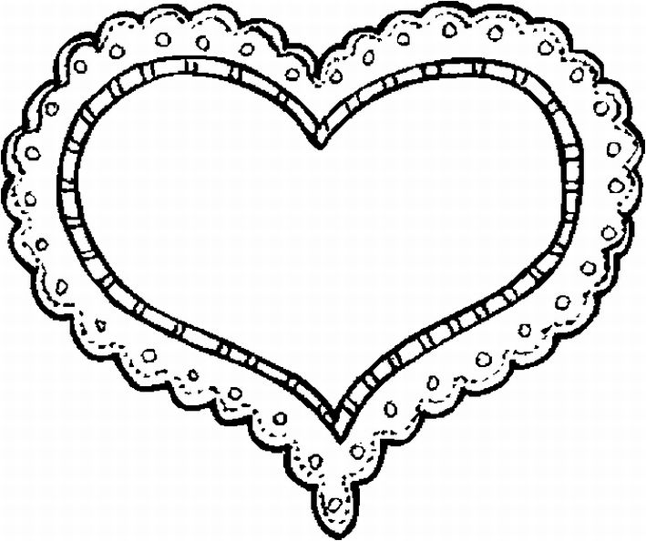 joyful hearts coloring love pages - photo#19